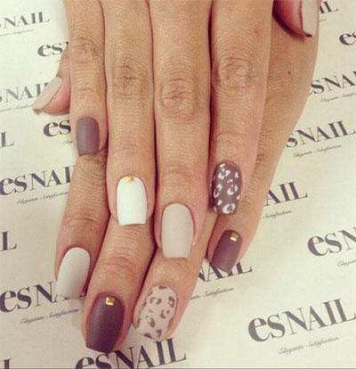 Girl nail 25 easy fall nail art designs ideas trends 25 easy fall nail art designs ideas trends prinsesfo Choice Image