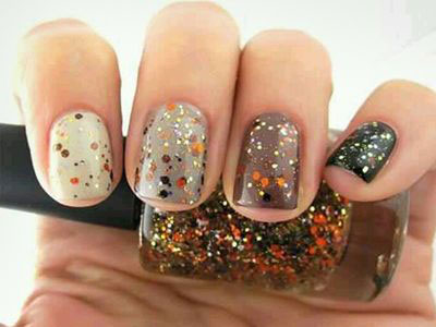 25 easy fall nail art designs ideas trends  stickers