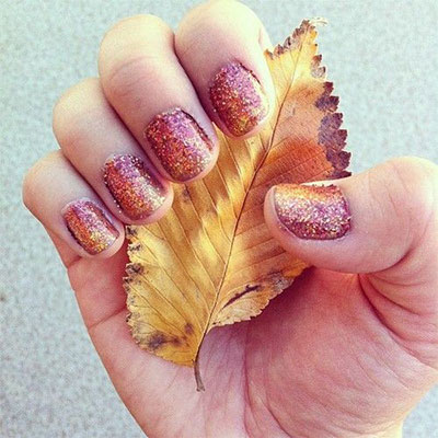 25 Easy Fall Nail Art Designs Ideas Trends Stickers 2014 Fall Nails