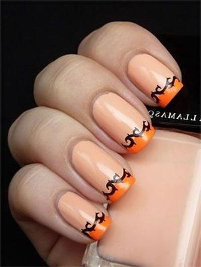 25-Easy-Fall-Nail-Art-Designs-Ideas-Trends-Stickers-2014-Fall-Nails-25