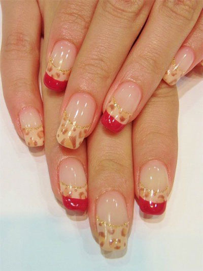 25-Easy-Fall-Nail-Art-Designs-Ideas-Trends-Stickers-2014-Fall-Nails-3