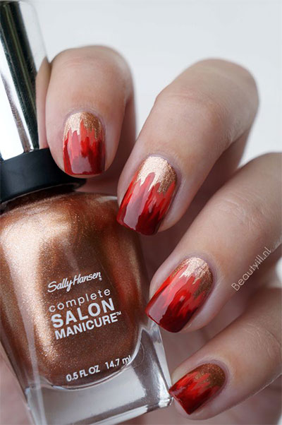 25-Easy-Fall-Nail-Art-Designs-Ideas-Trends-Stickers-2014-Fall-Nails-6