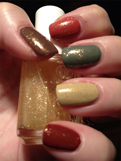 25-Easy-Fall-Nail-Art-Designs-Ideas-Trends-Stickers-2014-Fall-Nails-8