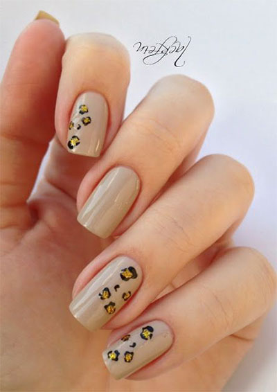 25-Easy-Fall-Nail-Art-Designs-Ideas-Trends-Stickers-2014-Fall-Nails-9