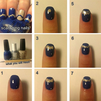 25-Very-Easy-Simple-Step-By-Step-Nail-Art-Tutorials-For-Beginners-Learners-2014-21