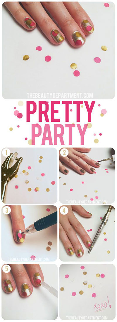 25-Very-Easy-Simple-Step-By-Step-Nail-Art-Tutorials-For-Beginners-Learners-2014-23
