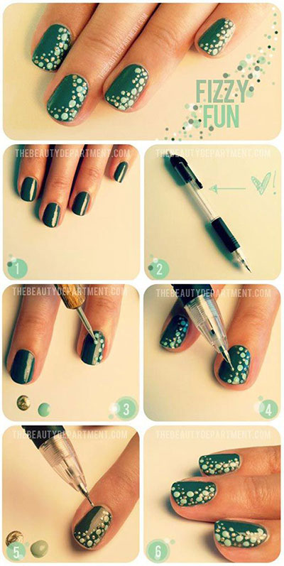 25-Very-Easy-Simple-Step-By-Step-Nail-Art-Tutorials-For-Beginners-Learners-2014-24