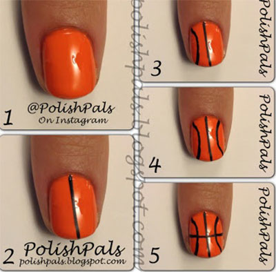 25-Very-Easy-Simple-Step-By-Step-Nail-Art-Tutorials-For-Beginners-Learners-2014-8