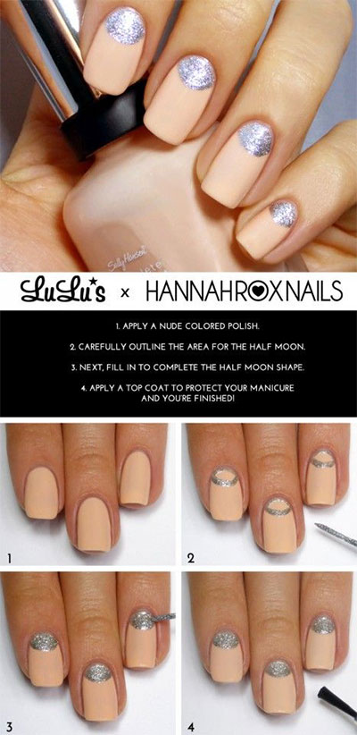 25-Very-Easy-Simple-Step-By-Step-Nail-Art-Tutorials-For-Beginners-Learners-2014-9