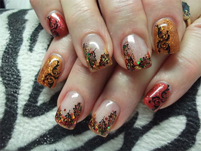 30-Autumn-Tree-Leaf-Nail-Art-Designs-Ideas-Trends-Stickers-2014-Fall-Nails-1