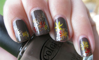 30-Autumn-Tree-Leaf-Nail-Art-Designs-Ideas-Trends-Stickers-2014-Fall-Nails-13