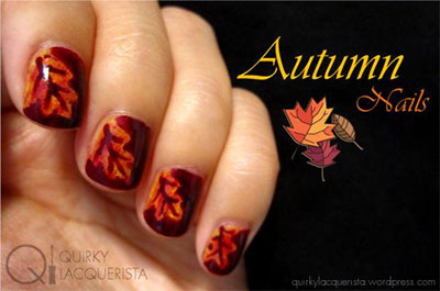 30-Autumn-Tree-Leaf-Nail-Art-Designs-Ideas-Trends-Stickers-2014-Fall-Nails-15