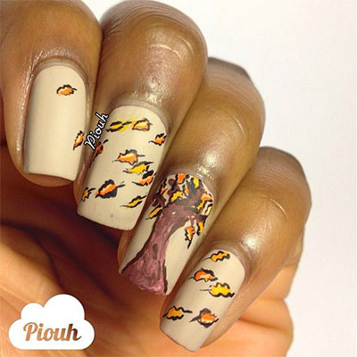 30-Autumn-Tree-Leaf-Nail-Art-Designs-Ideas-Trends-Stickers-2014-Fall-Nails-16