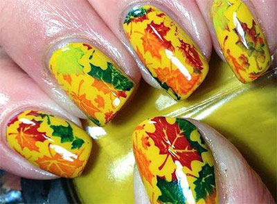 30-Autumn-Tree-Leaf-Nail-Art-Designs-Ideas-Trends-Stickers-2014-Fall-Nails-24