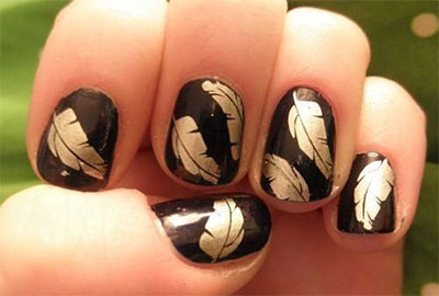 30-Autumn-Tree-Leaf-Nail-Art-Designs-Ideas-Trends-Stickers-2014-Fall-Nails-28
