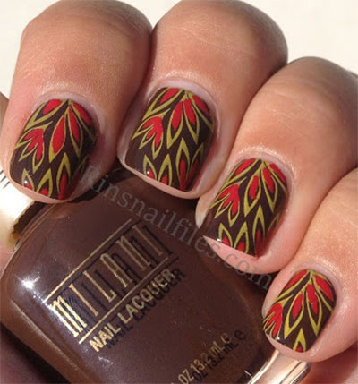 30-Autumn-Tree-Leaf-Nail-Art-Designs-Ideas-Trends-Stickers-2014-Fall-Nails-8