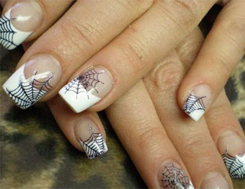 10-Scary-Halloween-Spider-Web-Nail-Art-Designs-Ideas-Stickers-2014-1