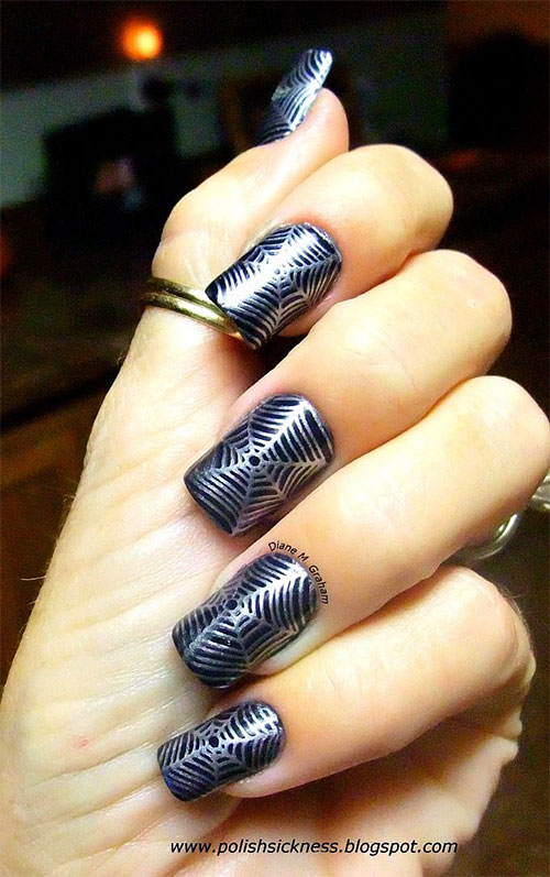 10-Scary-Halloween-Spider-Web-Nail-Art-Designs-Ideas-Stickers-2014-11