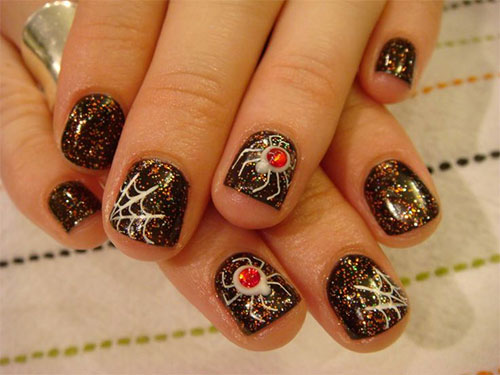 10-Scary-Halloween-Spider-Web-Nail-Art-Designs-Ideas-Stickers-2014-2