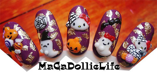 15-Amazing-Yet-Scary-3D-Halloween-Nail Art-Designs-Ideas-Trends-Stickers-2014-11