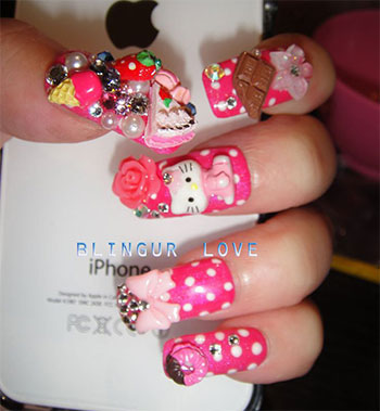 15-Best-Hello-Kitty-3D-Nail-Art-Designs-Ideas-Trends-Stickers-2014-11