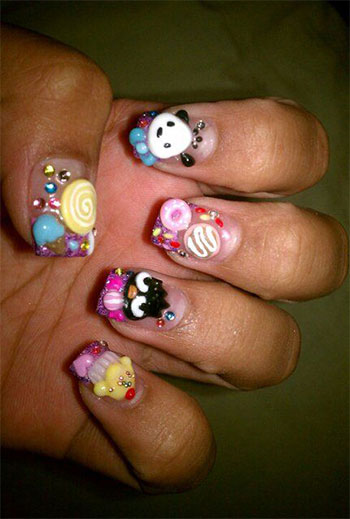 15-Best-Hello-Kitty-3D-Nail-Art-Designs-Ideas-Trends-Stickers-2014-12