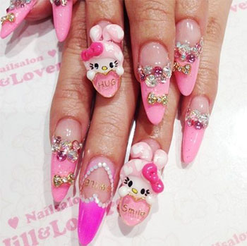 15-Best-Hello-Kitty-3D-Nail-Art-Designs-Ideas-Trends-Stickers-2014-2