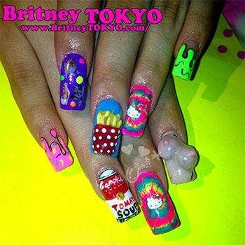 15-Best-Hello-Kitty-3D-Nail-Art-Designs-Ideas-Trends-Stickers-2014-5