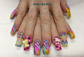 15-Best-Hello-Kitty-3D-Nail-Art-Designs-Ideas-Trends-Stickers-2014-8