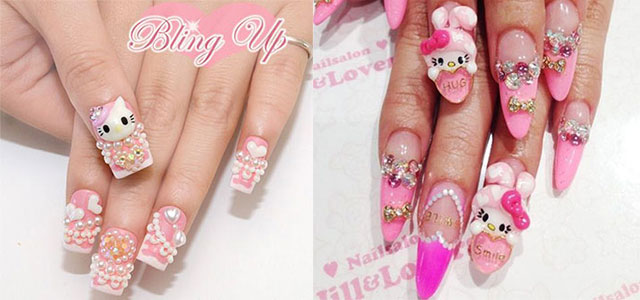 15-Best-Hello-Kitty-3D-Nail-Art-Designs-Ideas-Trends-Stickers-2014