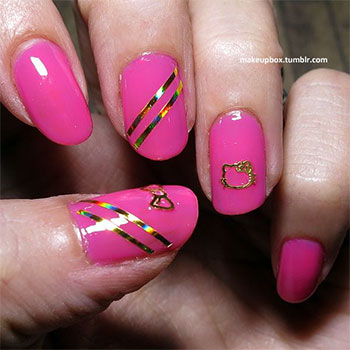 15-Cute-Hello-Kitty-Inspired-Nail-Art-Designs-Ideas-Stickers-2014-3