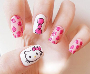 15-Cute-Hello-Kitty-Inspired-Nail-Art-Designs-Ideas-Stickers-2014-4