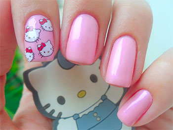 15-Cute-Hello-Kitty-Inspired-Nail-Art-Designs-Ideas-Stickers-2014-5