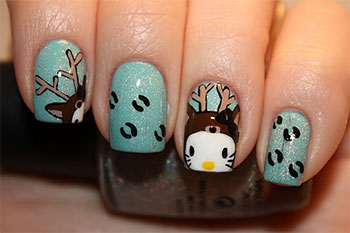 15-Cute-Hello-Kitty-Inspired-Nail-Art-Designs-Ideas-Stickers-2014-9