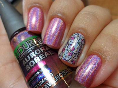 20-Easy-Hello-Kitty-Nail-Art-Designs-Ideas-Stickers-2014-13
