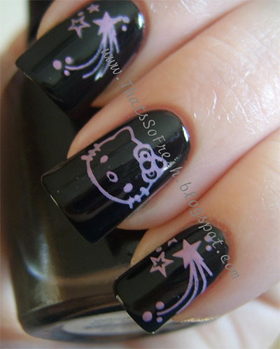 20-Easy-Hello-Kitty-Nail-Art-Designs-Ideas-Stickers-2014-16