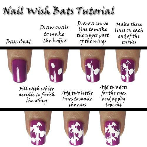 20-Easy-Step-By-Step-Scary-Halloween-Nail-Art-Tutorials-For-Beginners-2014-13