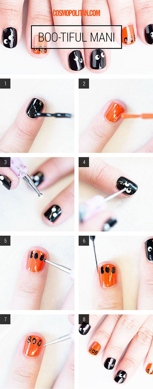 20-Easy-Step-By-Step-Scary-Halloween-Nail-Art-Tutorials-For-Beginners-2014-18