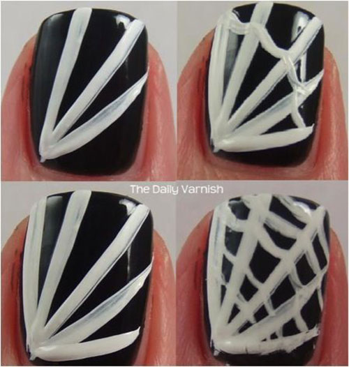 20-Easy-Step-By-Step-Scary-Halloween-Nail-Art-Tutorials-For-Beginners-2014-3