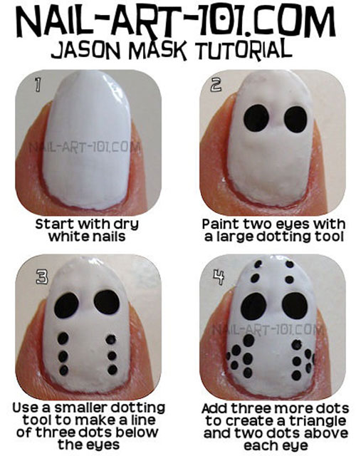 20-Easy-Step-By-Step-Scary-Halloween-Nail-Art-Tutorials-For-Beginners-2014-4