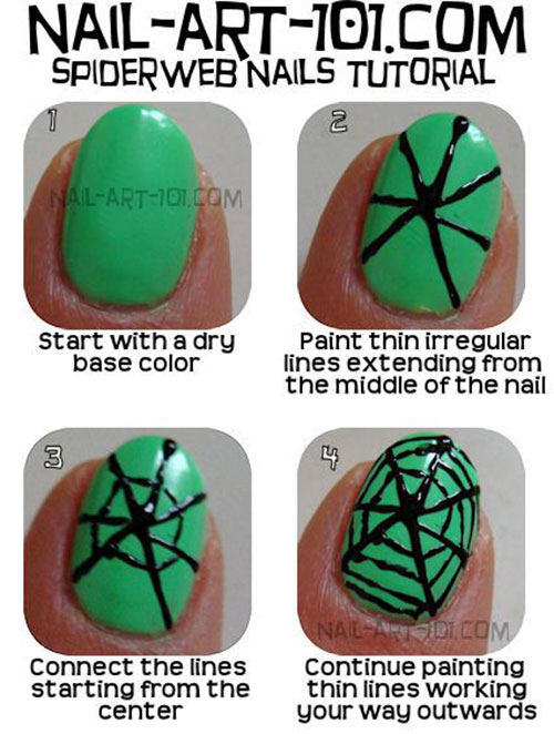 20-Easy-Step-By-Step-Scary-Halloween-Nail-Art-Tutorials-For-Beginners-2014-5