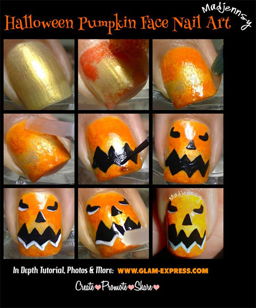 20-Easy-Step-By-Step-Scary-Halloween-Nail-Art-Tutorials-For-Beginners-2014-9