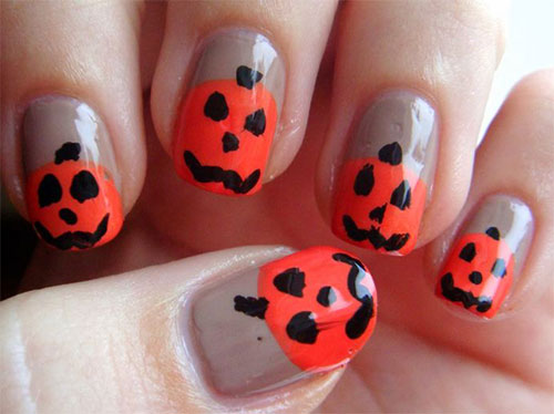 20-Inspiring-Scary-Halloween-Pumpkin-Nail-Art-Designs-Ideas-Stickers-2014-12