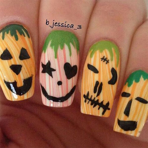 20-Inspiring-Scary-Halloween-Pumpkin-Nail-Art-Designs-Ideas-Stickers-2014-18