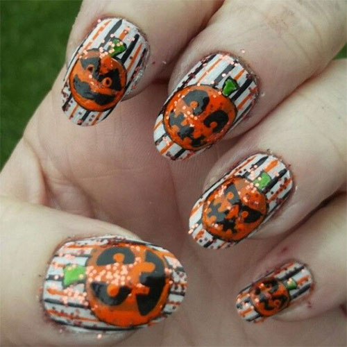 20-Inspiring-Scary-Halloween-Pumpkin-Nail-Art-Designs-Ideas-Stickers-2014-7