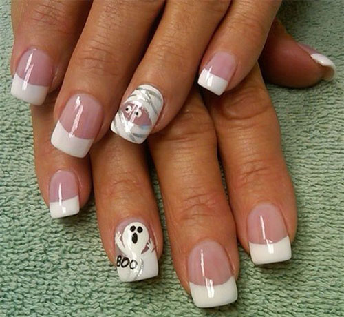Pics Photos - Halloween Nail Art Design Ideas Nail Art Wheel