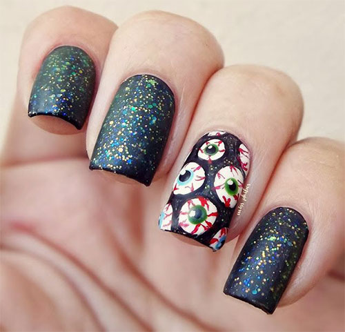 25-Best-Yet-Scary-Halloween-Nail-Art-Designs-Ideas-Trends-Stickers-2014-17