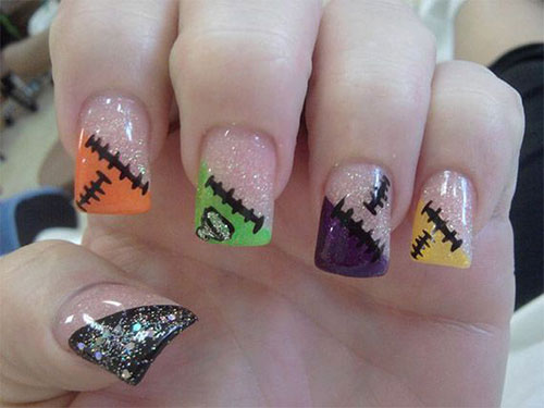 25-Scary-Halloween-Nails-Art-Designs-Trends-Stickers-2014-14