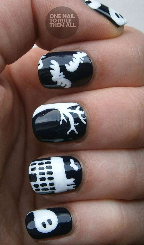 25-Scary-Halloween-Nails-Art-Designs-Trends-Stickers-2014-16