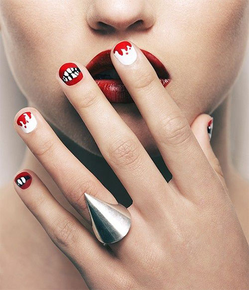 25-Scary-Halloween-Nails-Art-Designs-Trends-Stickers-2014-25
